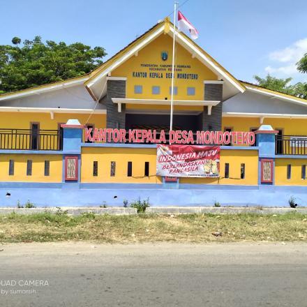 Pemerintah Desa Mondoteko